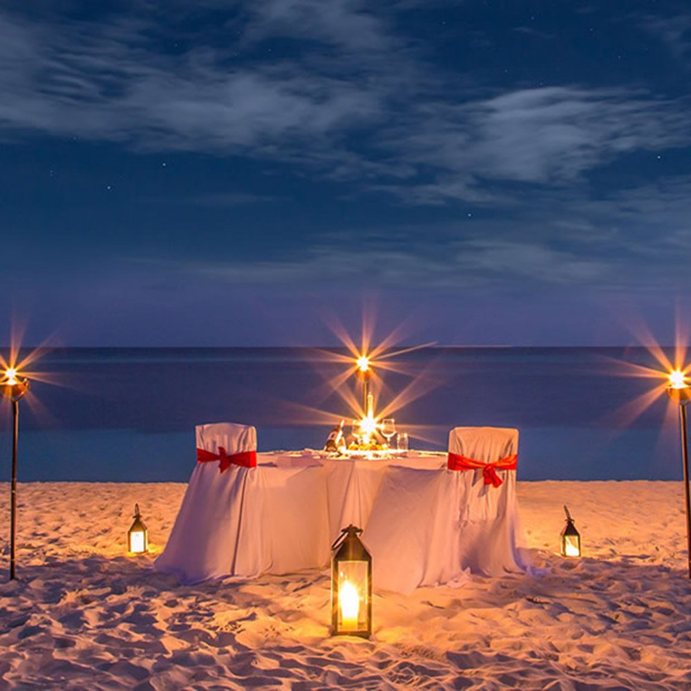 Innahura Maldives Romantic Dinner